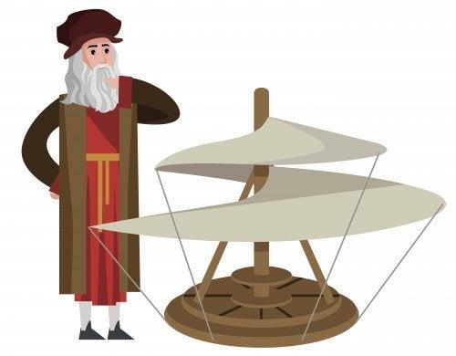 5 libros infantiles para conocer a Leonardo Da Vinci.