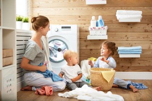 Habilidades básicas de los niños a trabajar por los padres.