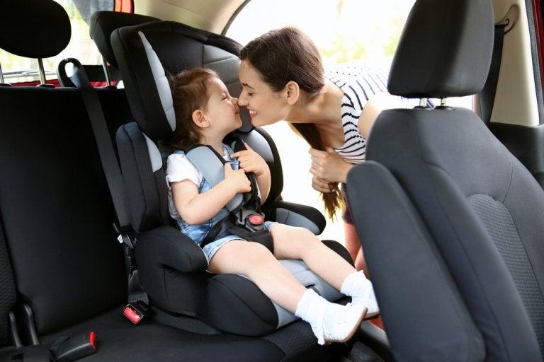 Normativa sobre las sillas infantiles