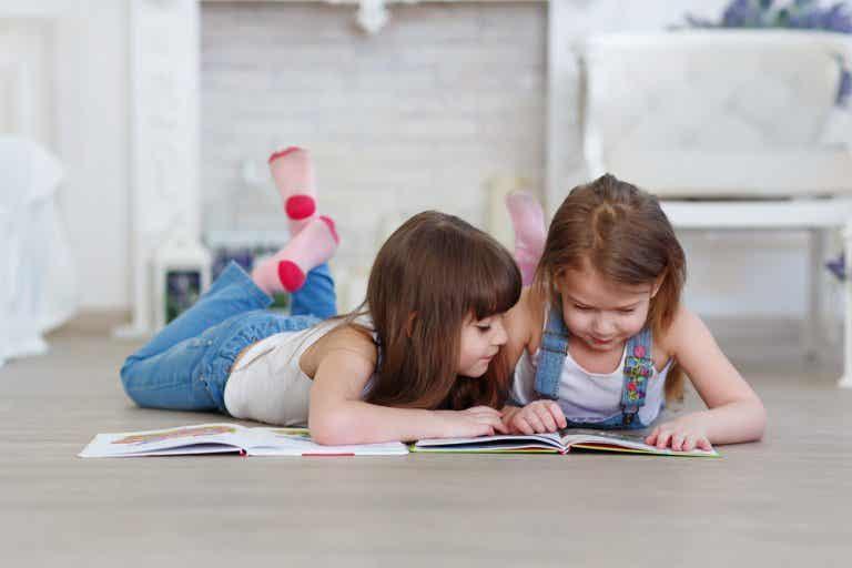 Tips para padres con niños aprendiendo a leer