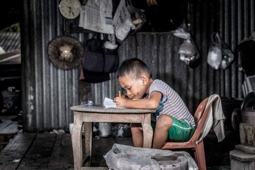 Acciones de UNICEF para proteger a los niños