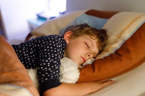 La importancia de la rutina antes de dormir
