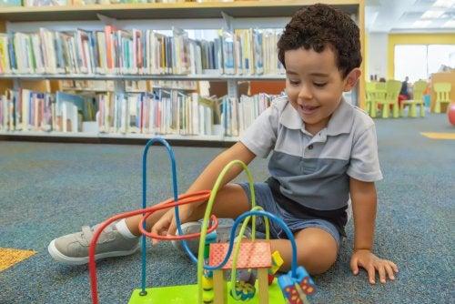 Bibliotecas infantiles: usos y derechos