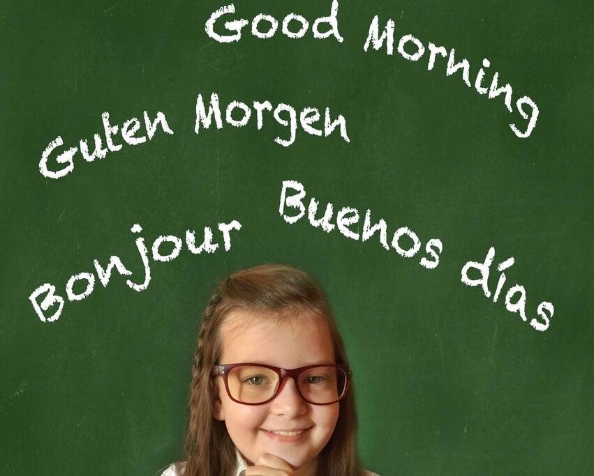 Claves para criar niños bilingües