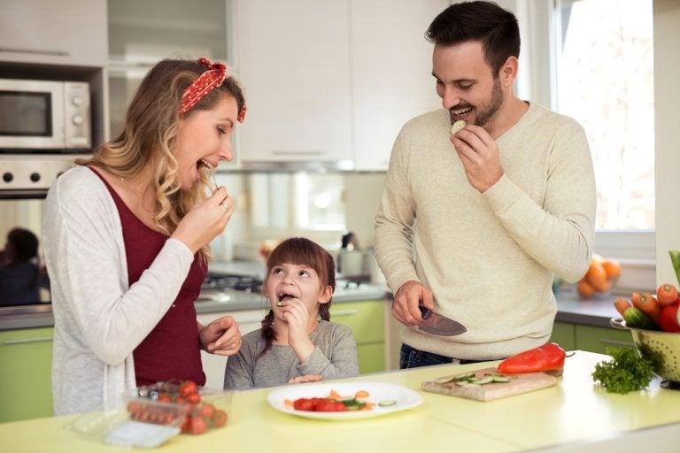 5 mitos sobre alimentación infantil