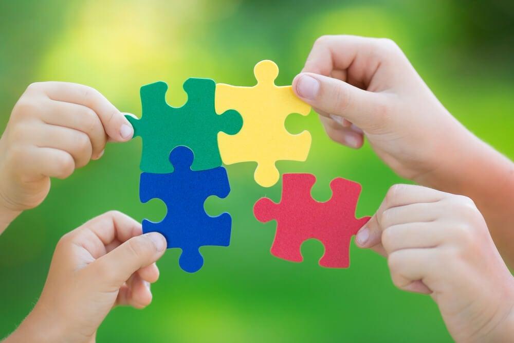 5 beneficios psicológicos de los puzzles para niños