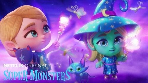 Mejores series de Netflix para niños