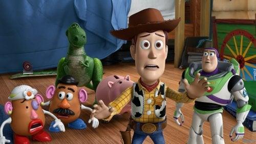 Toy Story es una de las películas Disney más conocidas.