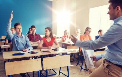 Cómo crear altas expectativas en alumnos.