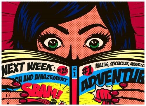 Los cómics, otro tipo de lectura para los niños