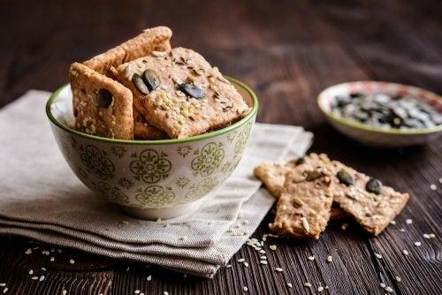 3 recetas para meriendas sin gluten