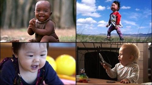 Babies: un documental sobre cuatro niños de culturas muy diferentes