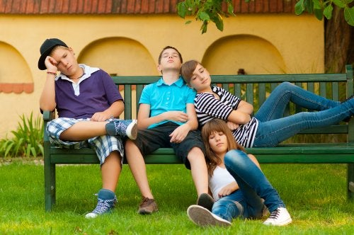 El aburrimiento en la adolescencia.
