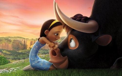 Películas que enseñan a los niños el amor por los animales.