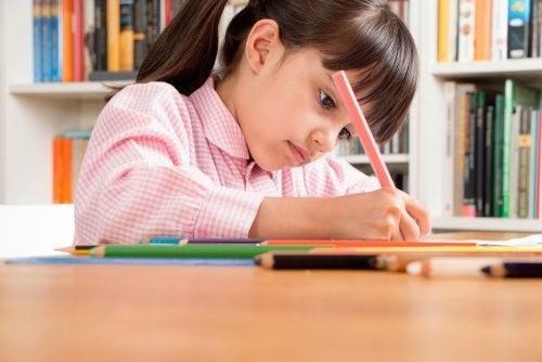 La reeducación gráfica, una solución para escribir mejor.