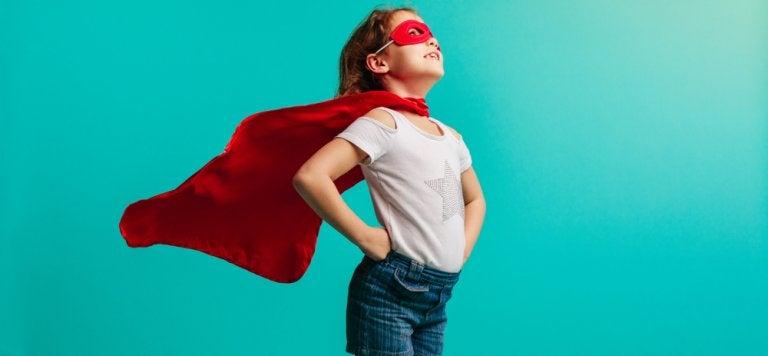 Cómo desarrollar una autoestima saludable en niños de hasta cinco años