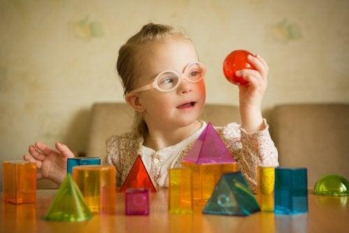 ¿Cómo afrontar la discapacidad intelectual de un hijo?