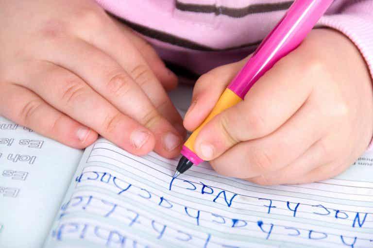 La reeducación gráfica, una solución para escribir mejor