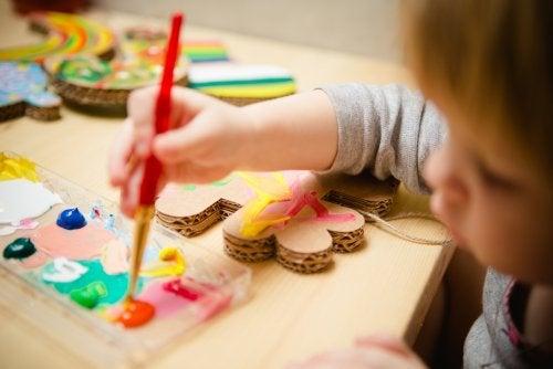 Importancia de las enseñanzas artísticas en el aula