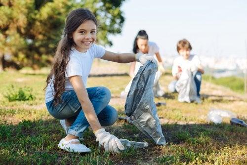 Respetar el medio ambiente a través de los libros infantiles
