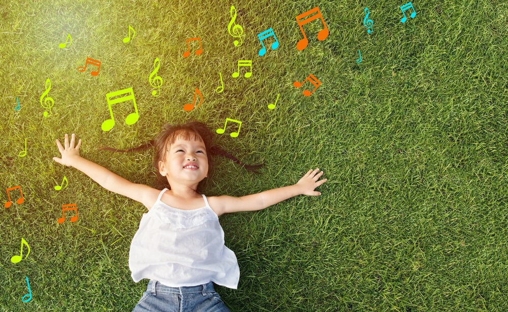 Cómo trabajar las emociones de los niños con música