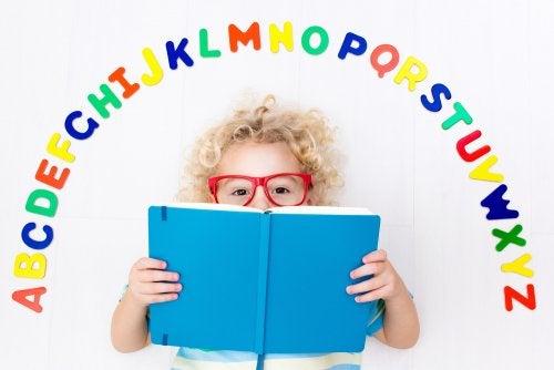 Libros infantiles para aprender las letras