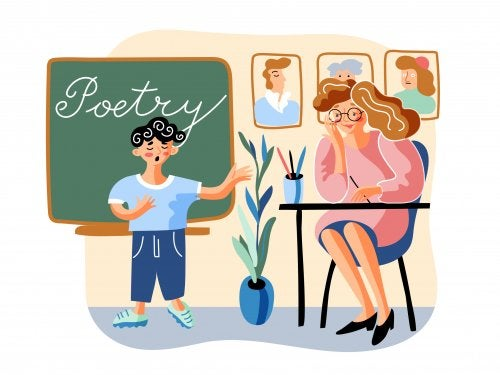 Las mejores formas de acercar a tu hijo a la poesía