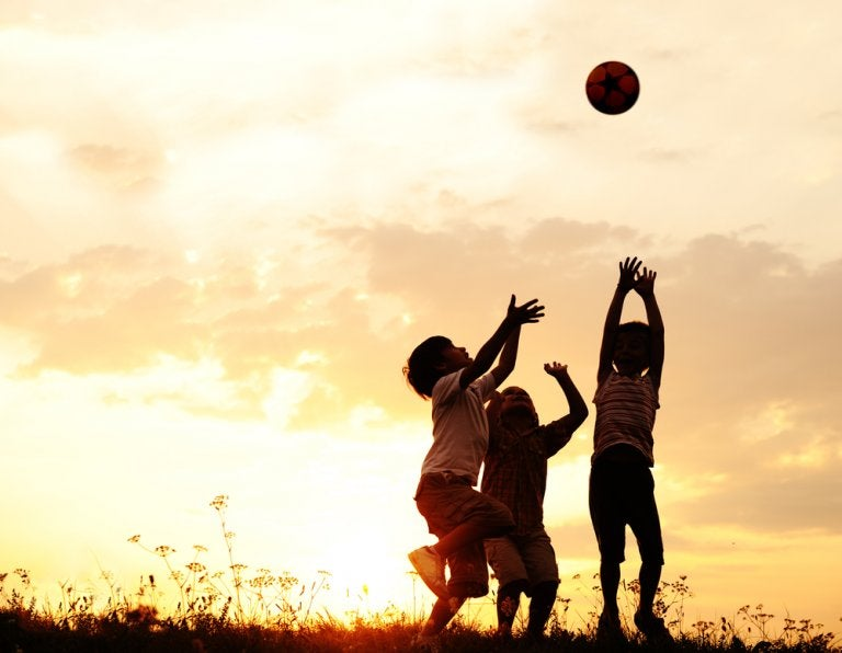 La inteligencia kinestésica en los niños