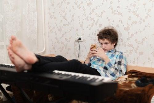 La procrastinación en la adolescencia