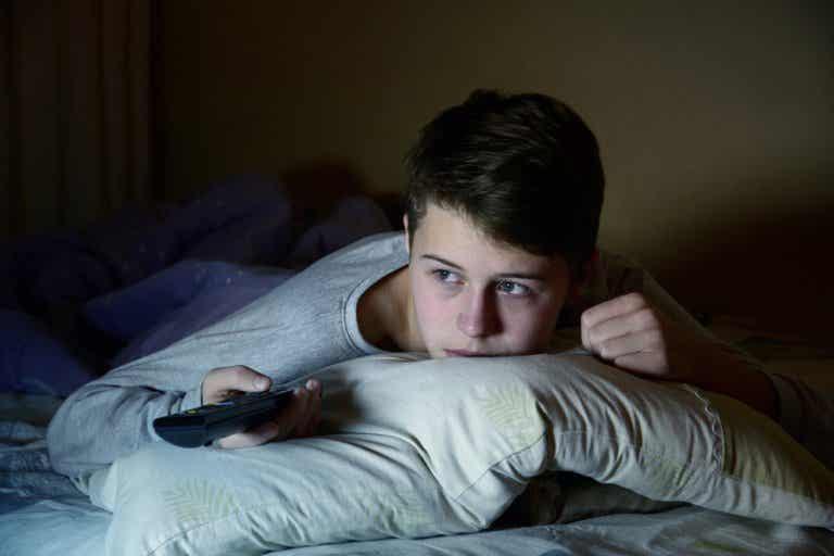 Las consecuencias de dormir mal en la adolescencia