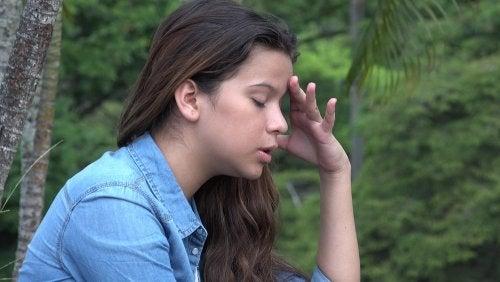 La ansiedad social en la adolescencia