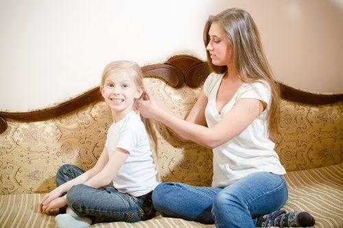 Mejorar el inglés de nuestros hijos con una au pair.