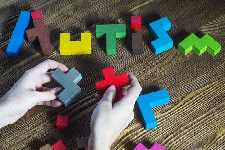 La educación de los niños con autismo en el colegio
