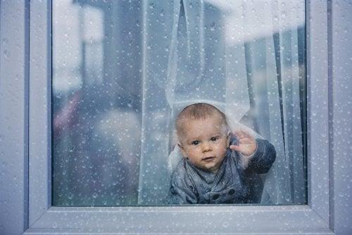 El retraso madurativo en los bebés