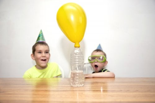 Ecología para niños: experimentos que enseñan a respetar el planeta.