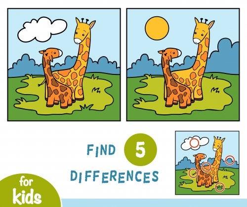 Juegos caseros para ejercitar la mente de los niños.
