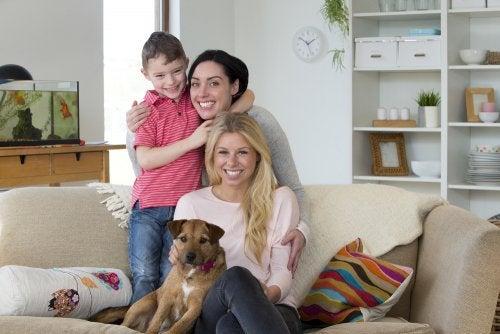 Familias homoparentales a través de la literatura infantil.