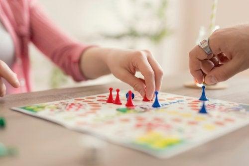 Juegos de mesa para jugar en familia.