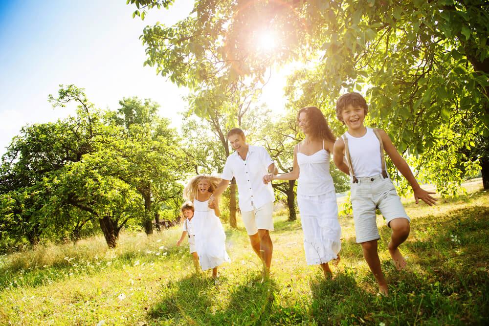 ¿Qué es la familia numerosa? Beneficios para los hijos