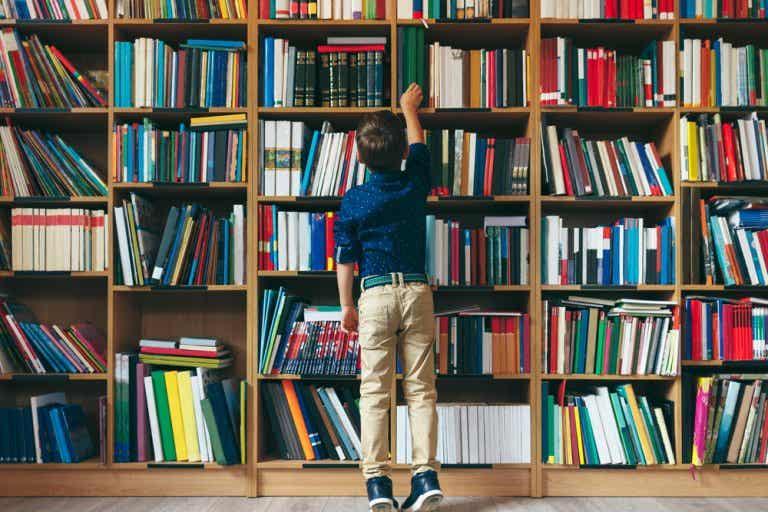 5 libros para fomentar el uso de las bibliotecas