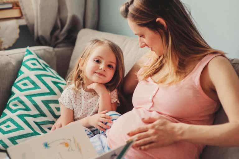 Libros infantiles para entender el embarazo