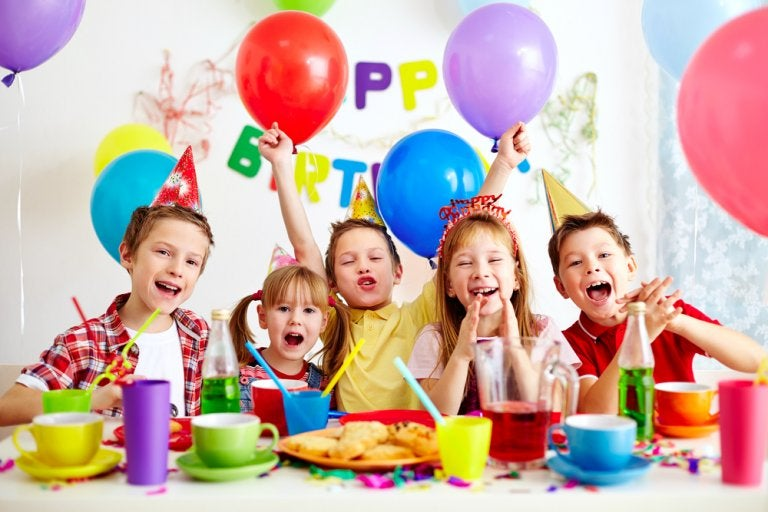 4 manualidades para cumpleaños infantiles económicos