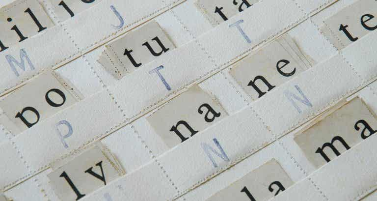 El método silábico, una forma de enseñar a leer y escribir