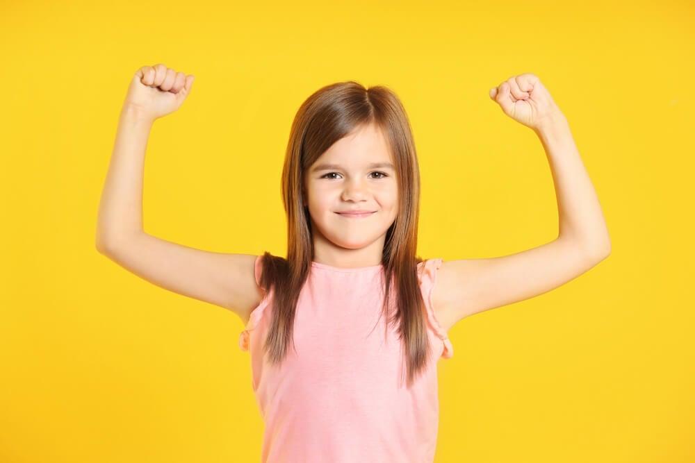 Es más fácil criar niñas fuertes que reparar mujeres rotas