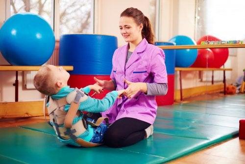La escolarización en niños con necesidades especiales