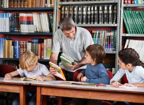 Libros para fomentar el uso de las bibliotecas.