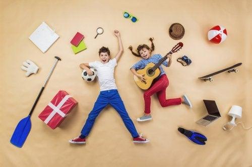 La importancia de estimular los talentos de tu hijo