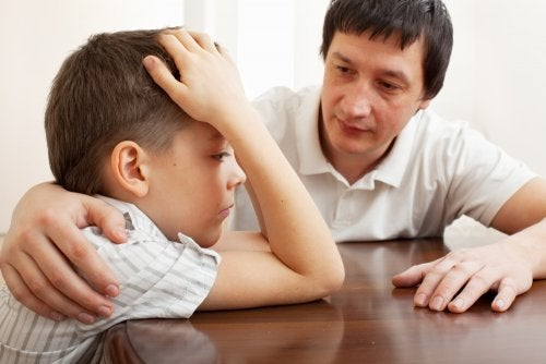 Mi hijo no es feliz: ¿cómo lo ayudo?