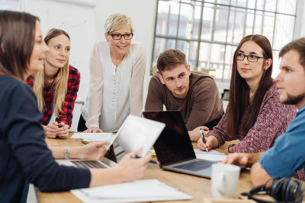 Los grupos de apoyo entre profesores