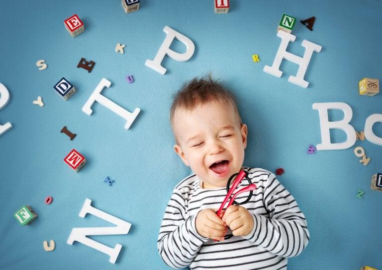 Desarrollo del lenguaje en los bebés